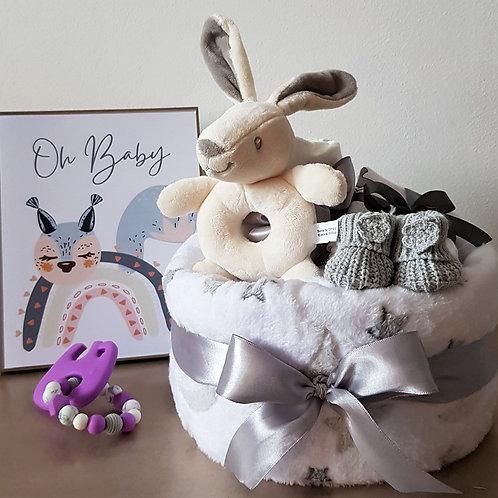 Plenkový dort - Little Bunny