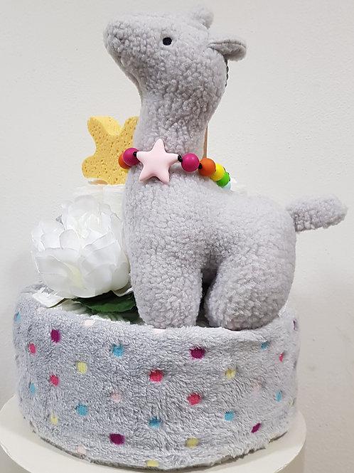 Plenkový dort LAMA