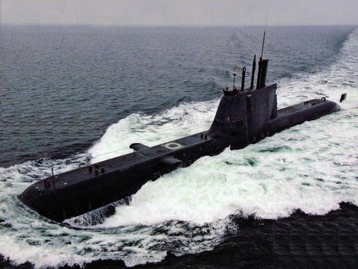 Reis Sinifi Denizalti (Type-214 TN)