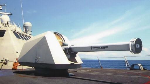 General Atomics Railgun Testlerine 2017'de Baslayacak