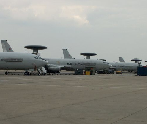 AWACS Tartismalari ve Gerekliligi