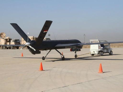 Irak ISID'i Cin Uretimi Silahli IHA Ile Vuruyor
