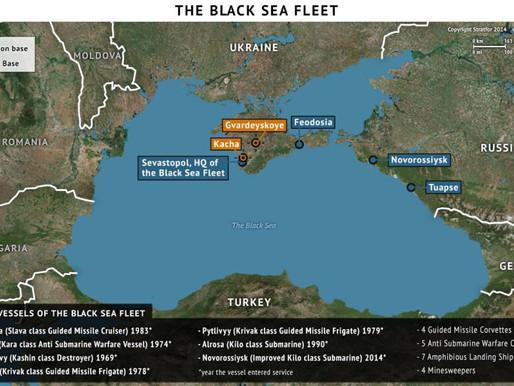 Karadeniz'de Denge Rusya Lehine Mi Degisiyor?