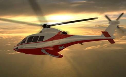 Ozgun Helikopter Projesi