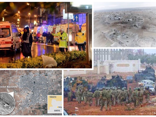Ortakoy Saldirisinin Karsiligi Neden El Bab'i Yakip Yikmak Olmamali