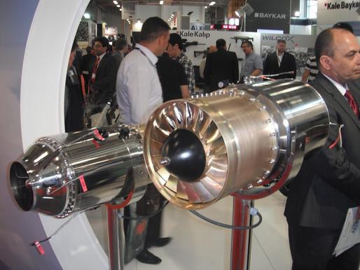 Kale 3500 Turbojet Motoru