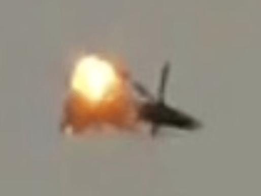Cukurca'da Super Cobra Helikopterimizin Dusurulmesi