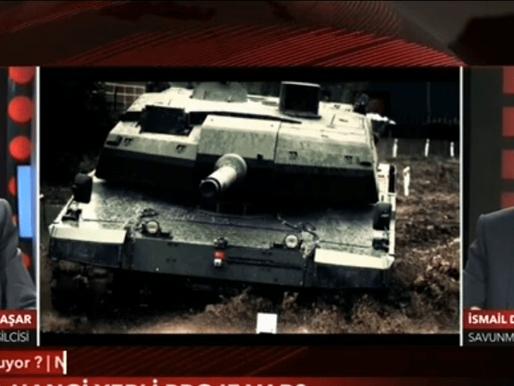 Ismail Demir: 120 km Menzil ve 20 km Irtifada Gorev Yapacak Uzun Menzilli Hava Savunma Sistemi Istiy