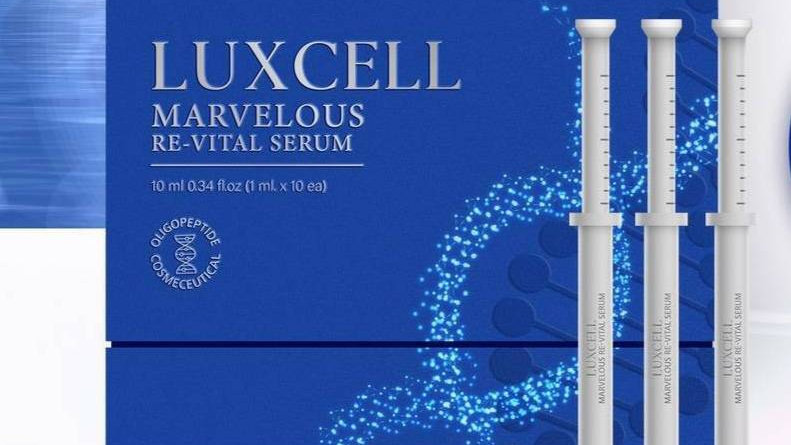 Luxcell Marvelous Re-Vital Serum