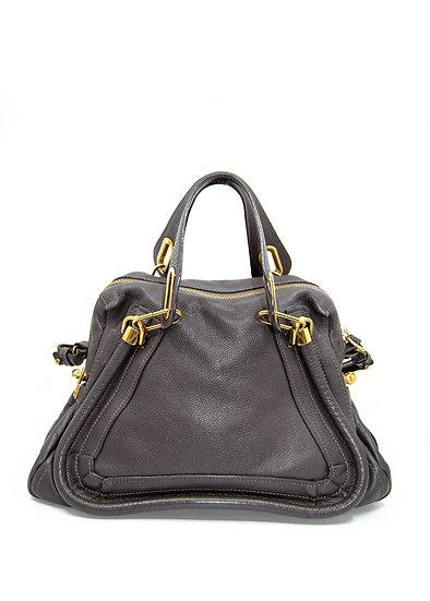 CHLOÉ Medium Paraty Bag in Gray
