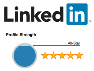 5 Simple Steps Towards An 'All-Star' Profile on LinkedIn