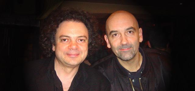 Patrice Peyrieras et Thierry Chauvet
