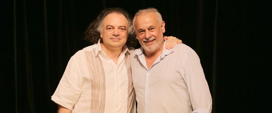 Patrice et Francis