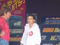 Anne Marie Pouras