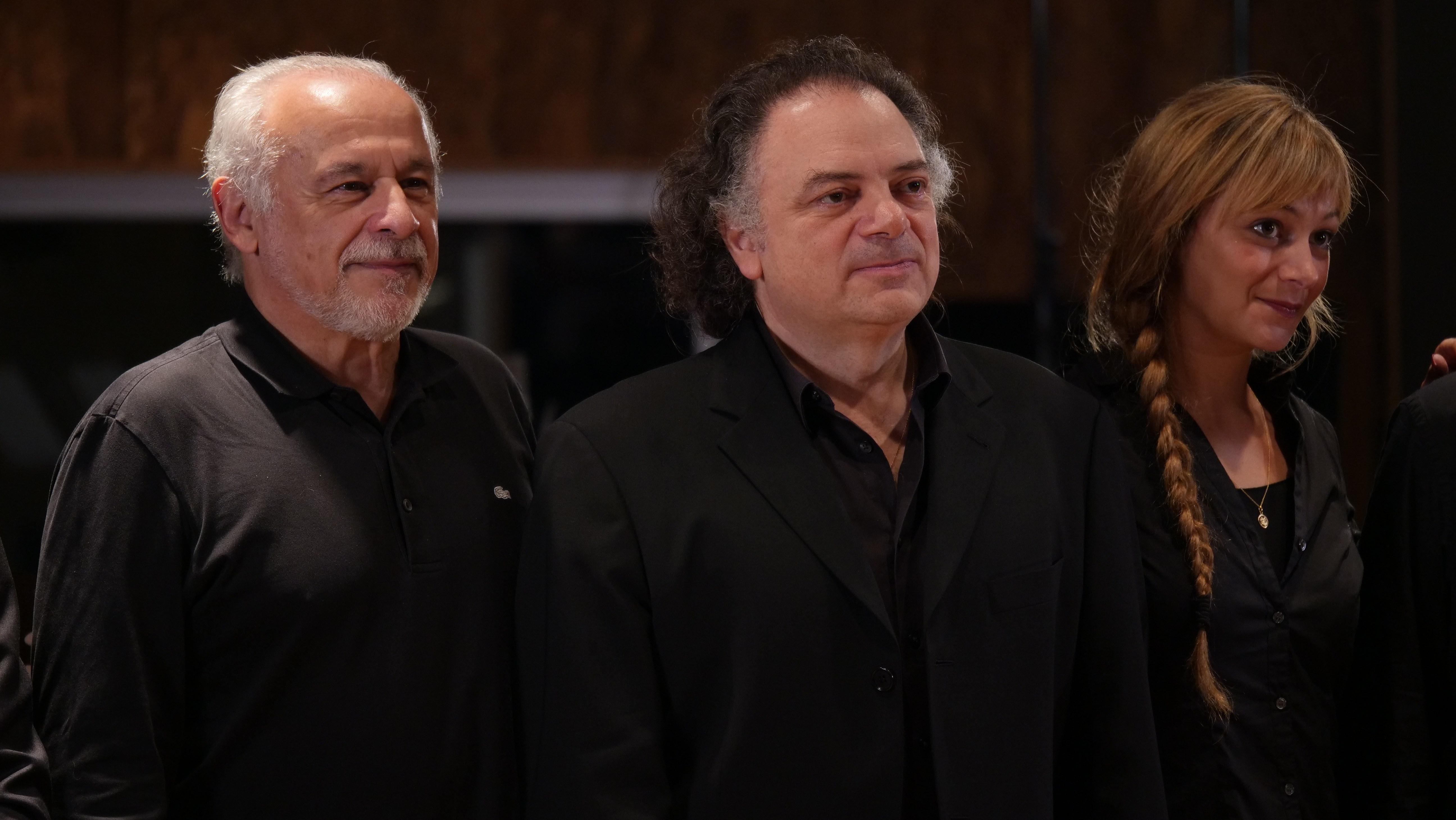 Francis, Patrice,Eva