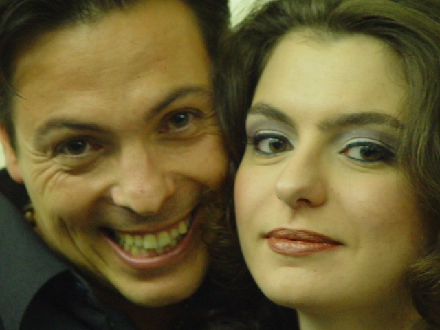 Gil Poitras et Yasmina