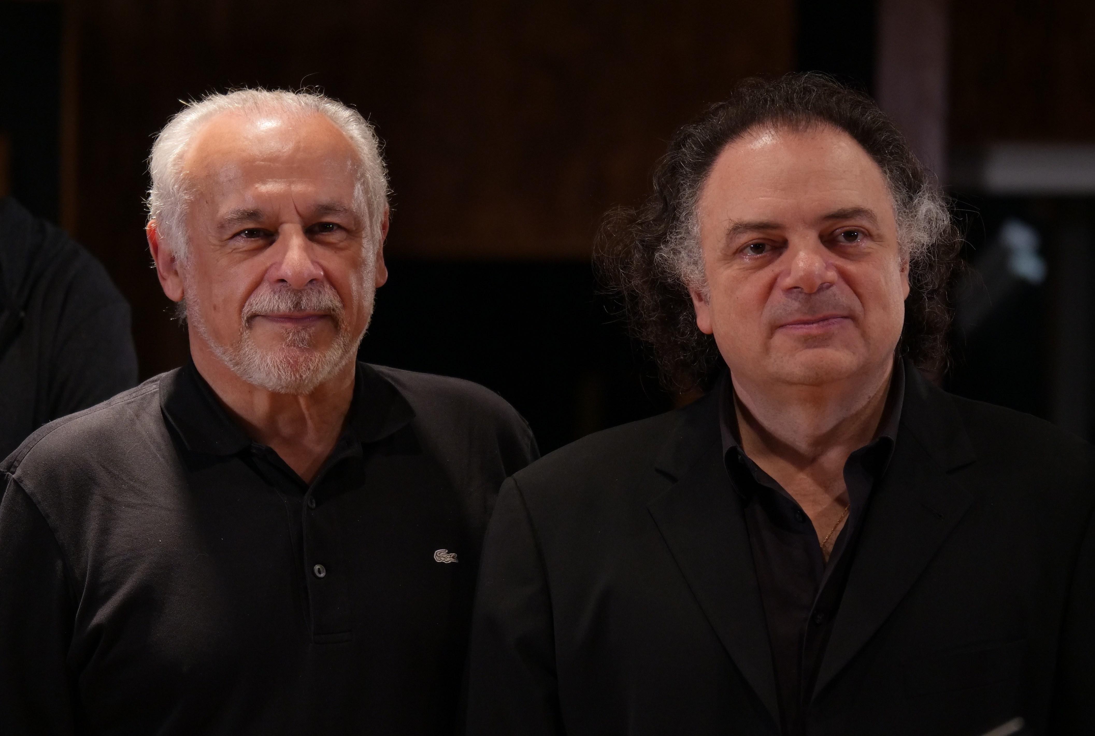 Francis et Patrice