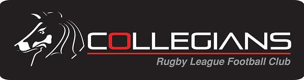 Collegians Rugby Team Logo