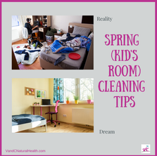Spring (Kid's Room) Cleaning - Here is the Plan
