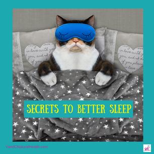 The Secrets to a Better Quality Sleep