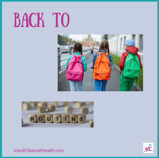 Back to School Routine - How is it going for you?