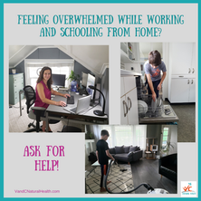 Overwhelmed? Ask for Help!