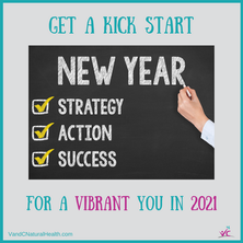 Kick start 2021 for a vibrant and energized you!