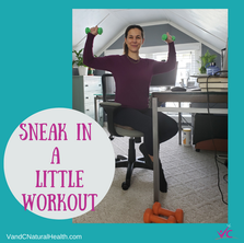 10 Ways to Sneak 1-Minute Workouts into your Busy Day