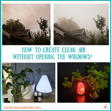 How to Create Clean Air without opening the windows?
