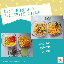 Best Mango and Pineapple Salsa