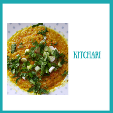 Kitchari Recipe & Variations