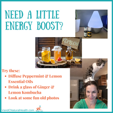 Need a Little Energy Boost in the Afternoon?