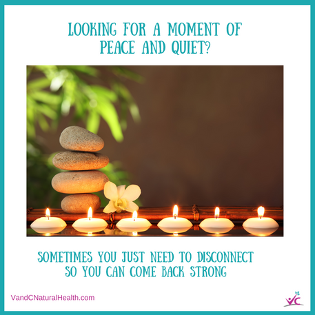 Looking for a Moment of Peace and Quiet?