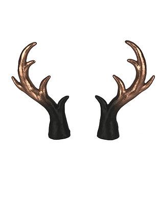 """Druid Horn - Black/Bronze """"Ultra Light"""""""