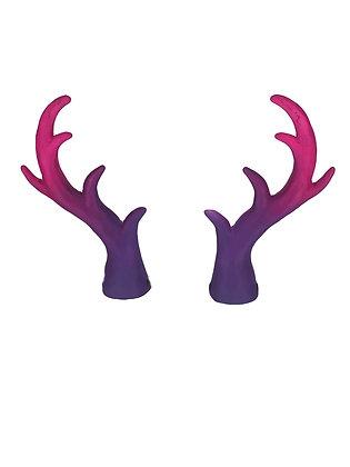 "Druid Horn - Purple/Pink ""Ultra Light"""