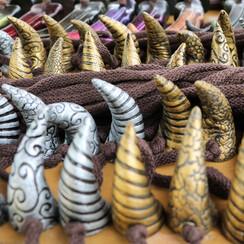 Ceramic Horns