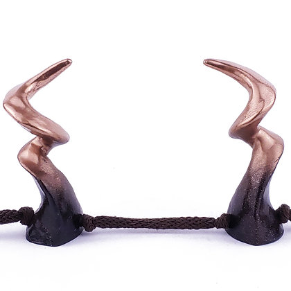 Wholesale Kudu Horns - Black/Bronze
