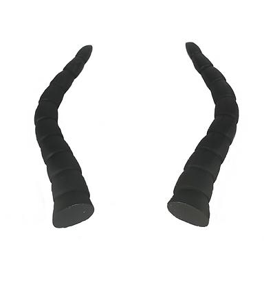 "Baphomet Horns - Black ""Ultra-Light"""