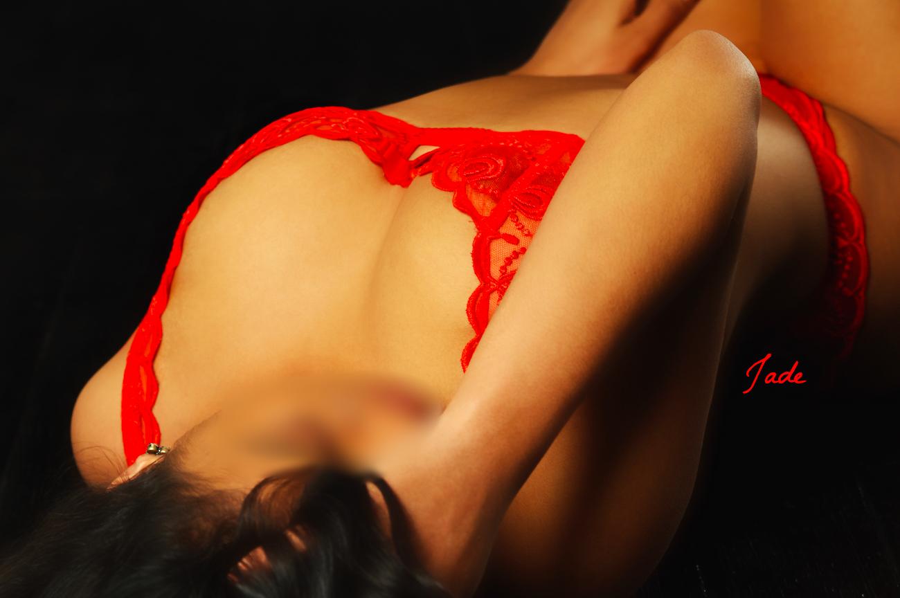 En un souffle de sensualité...