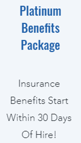 Platinum Benefits Package greater omaha