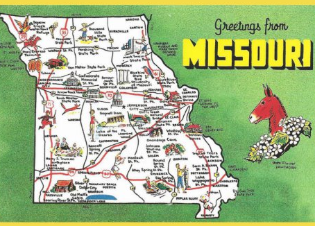 Home Time for Missouri Drivers