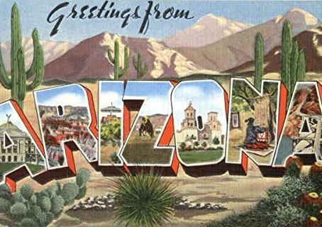Home Time for Arizona Drivers