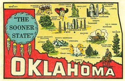 Home Time for Oklahoma Drivers