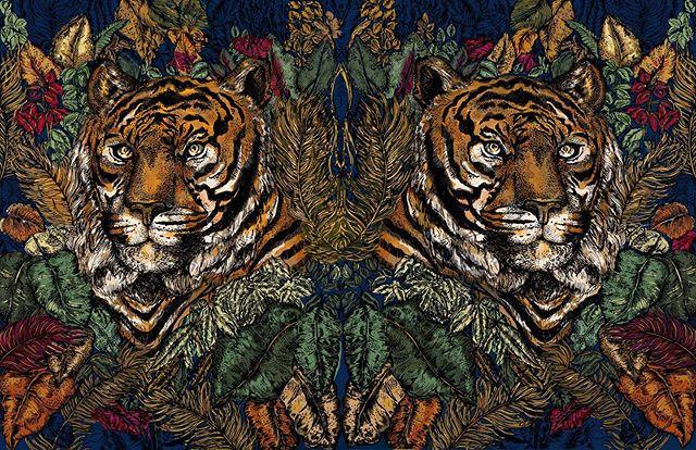 Tiger, Tiger... burning bright