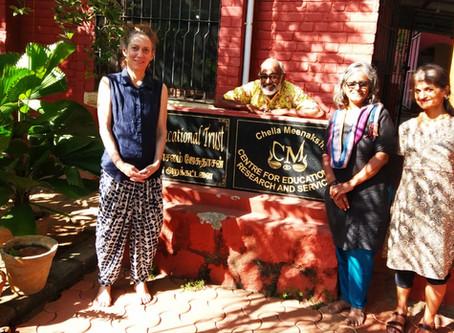 First Weeks in Madurai