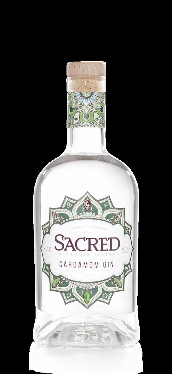 Cardamom Gin