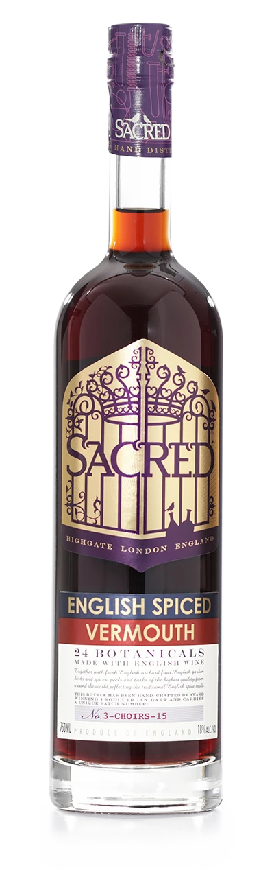 English Spiced Vermouth