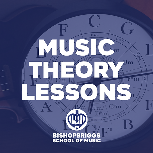 MUSIC THEORY LESSONS (4 WEEK BLOCK)