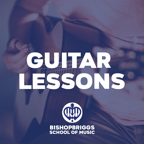GUITAR LESSONS (4 WEEK BLOCK)