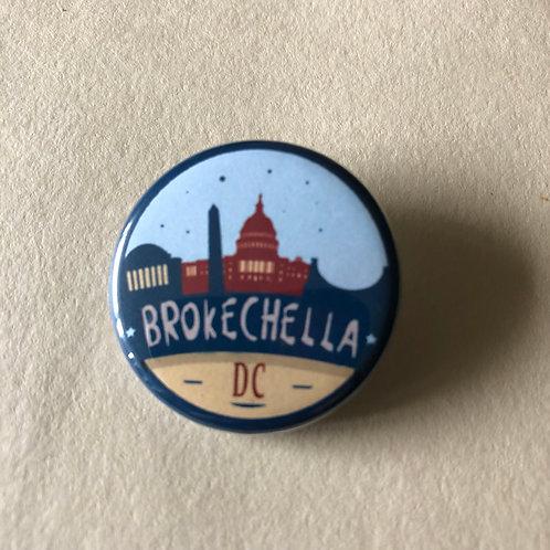 Brokechella pin